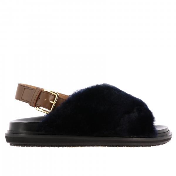 Flat sandals women Marni