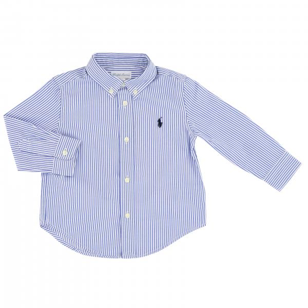 Camicia Polo Ralph Lauren Kid 320600259
