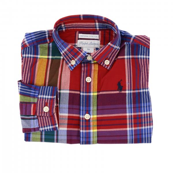 Shirt Polo Ralph Lauren Kid 320750000