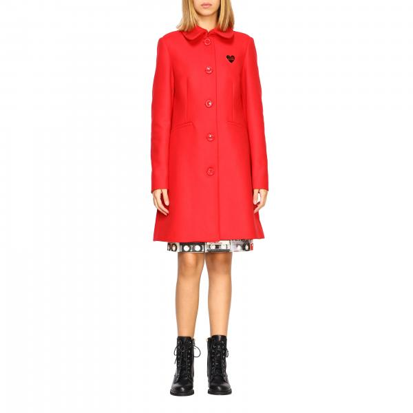 Coat Love Moschino WK48480 T9813