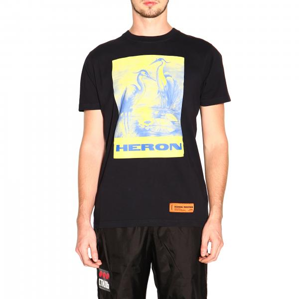 T-Shirt HERON PRESTON HMAA004F19760008
