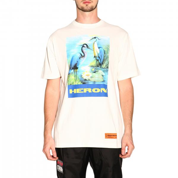 T-Shirt HERON PRESTON HMAA001F19760001