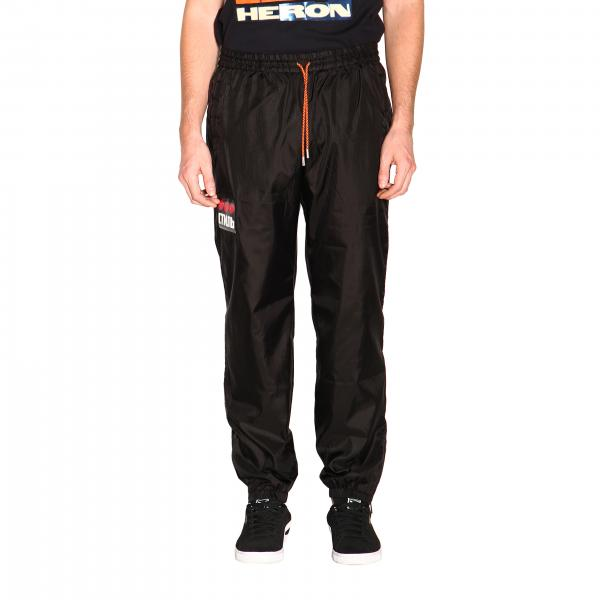 Pantalone Heron Preston in stile jogging con logo