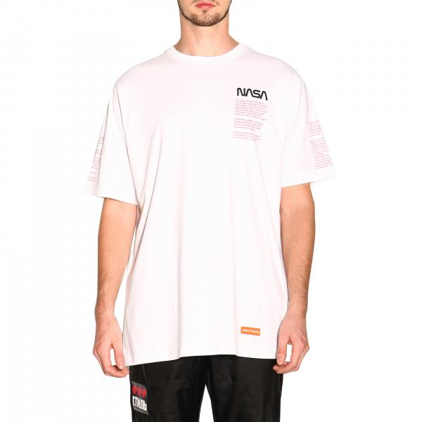 T-Shirt HERON PRESTON HMAA001F19760020