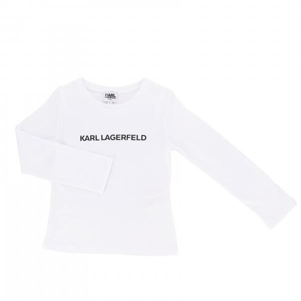 T-shirt kinder Karl Lagerfeld Kids