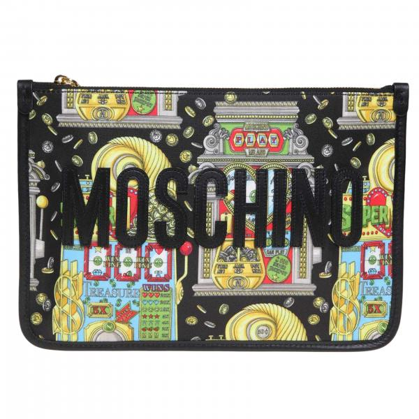 Mini bag Moschino Couture 8441 8219