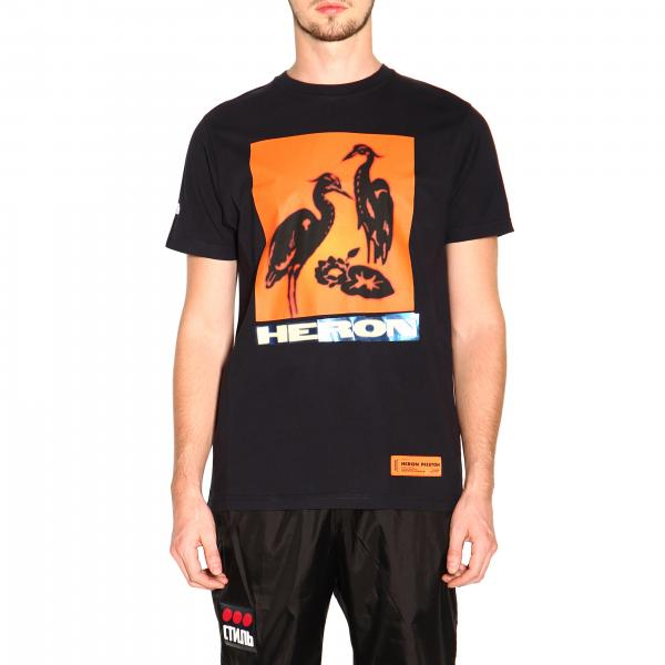 T-Shirt HERON PRESTON HMAA004F19760003