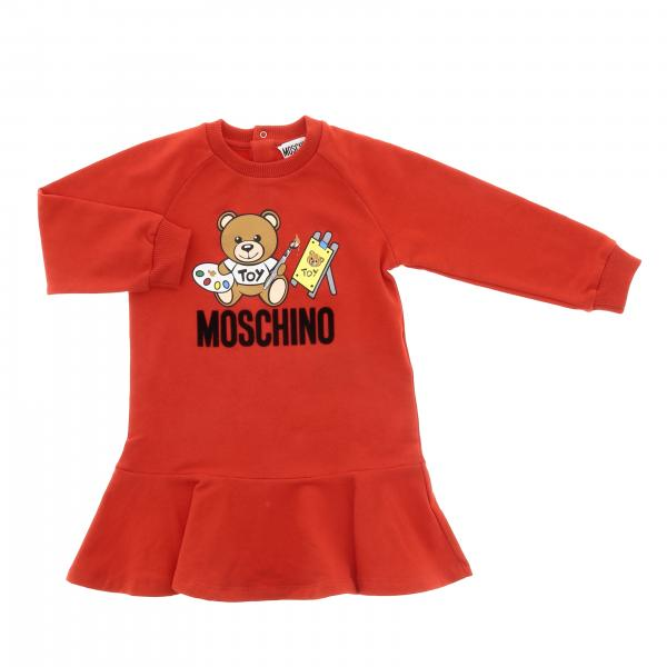 Dress Moschino Baby MDV07M LDA14