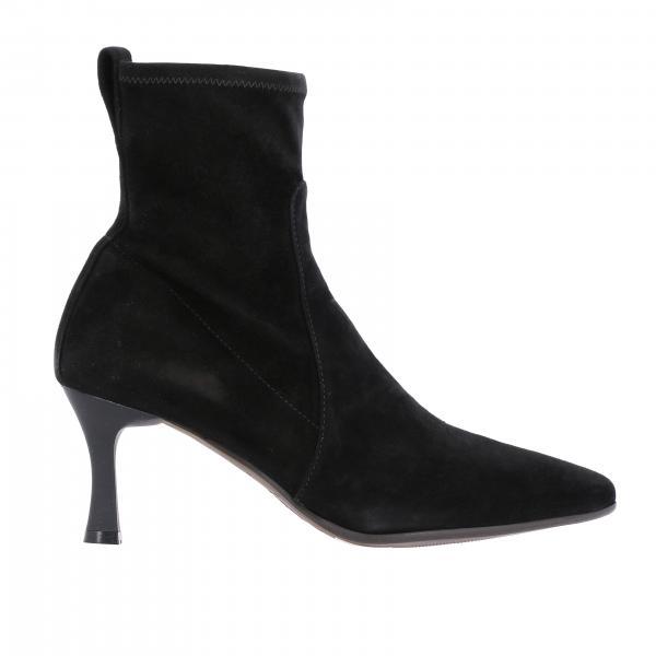 Flat ankle boots women Maliparmi
