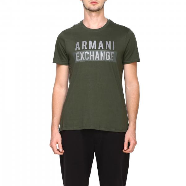 T-shirt Armani Exchange 6GZTBS ZJV5Z