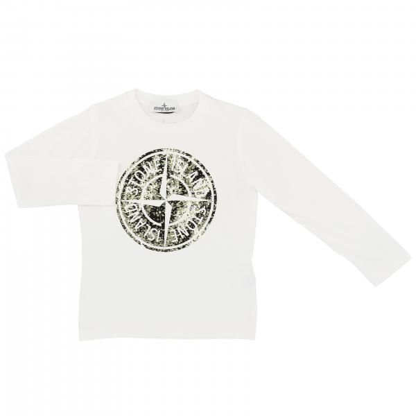 T-shirt Stone Island Junior 21157