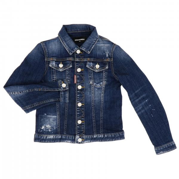 Jacke Dsquared2 Junior DQ01GT D00VQ