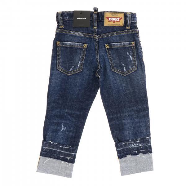 Jeans Dsquared2 Junior DQ03LB D00VS