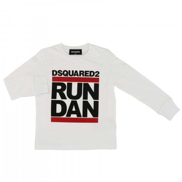 T-shirt Dsquared2 Junior DQ03KY D00W5