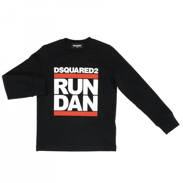 Camiseta Dsquared2 Junior DQ03KY D00W5