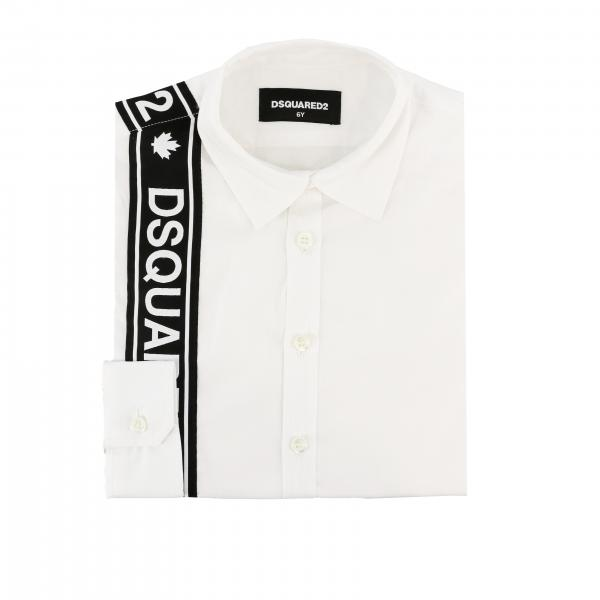 Shirt Dsquared2 Junior DQ03MP D00ED