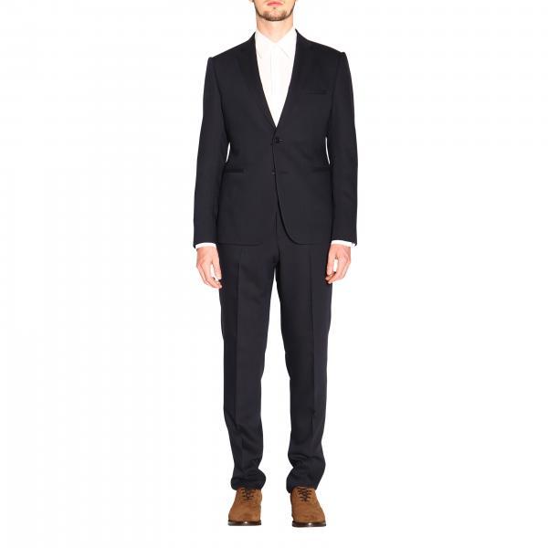 Klassischer einreihiger Emporio Armani Anzug