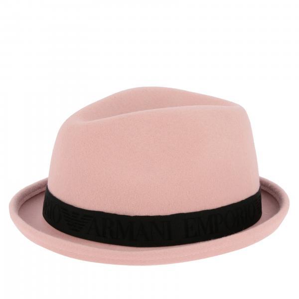 Sombrero mujer Emporio Armani