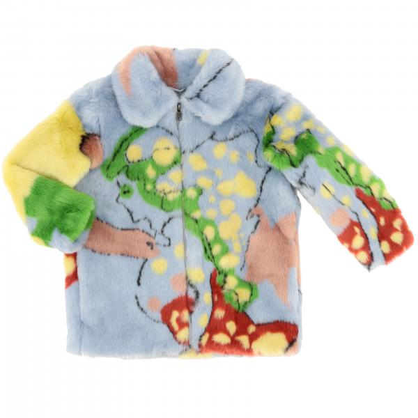 Coat kids Stella Mccartney