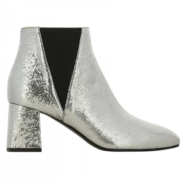 Heeled ankle boots women Pollini