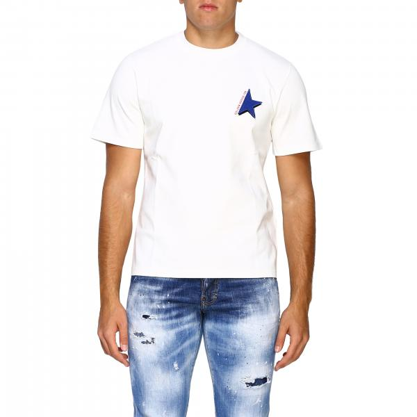 T-shirt men Golden Goose