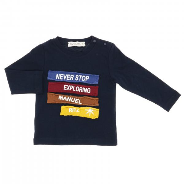 T-shirt enfant Manuel Ritz