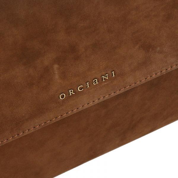 Lbe E Bo2006 Donna Manico Borsa A Mano OrcianiCon Logo 435ARjL