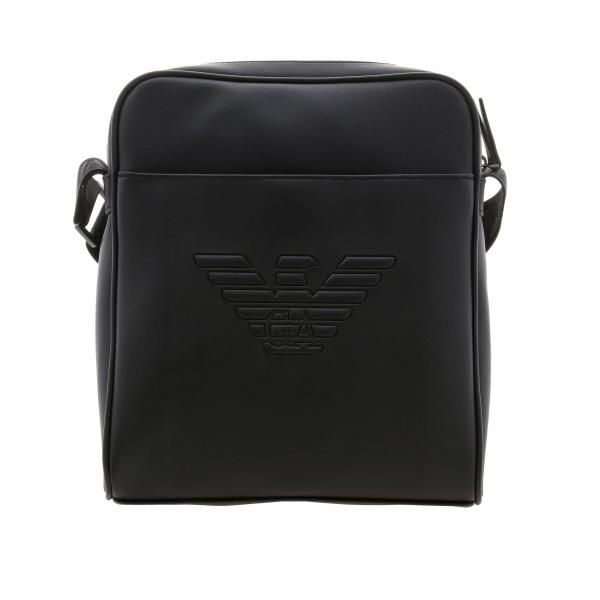 Emporio Armani 鹰logo手袋