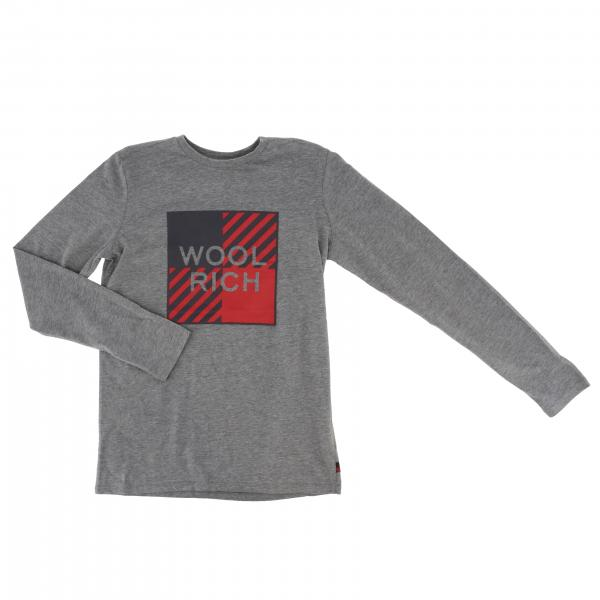 T-shirt kids Woolrich