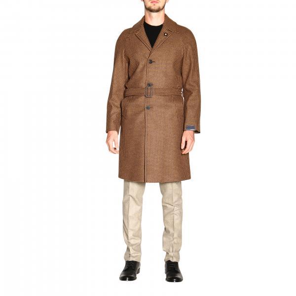 Пальто Мужское Lardini