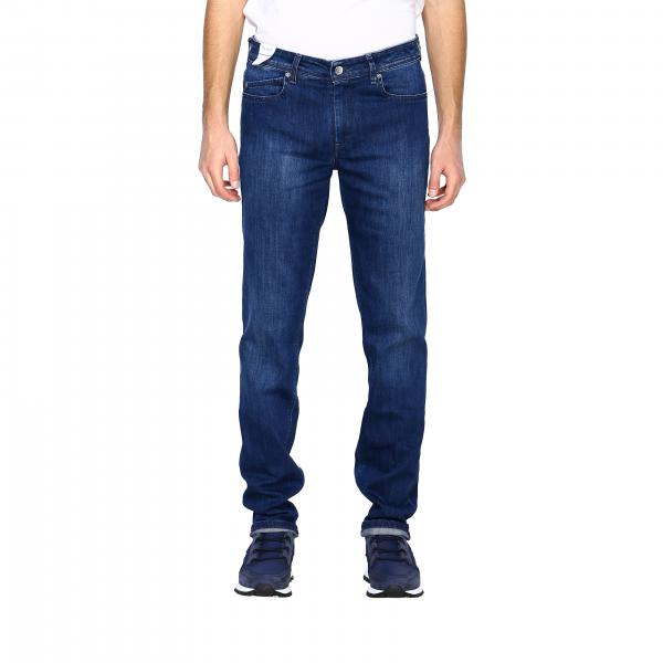 Jeans Re-Hash in denim stretch used
