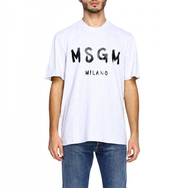 T恤 男士 Msgm