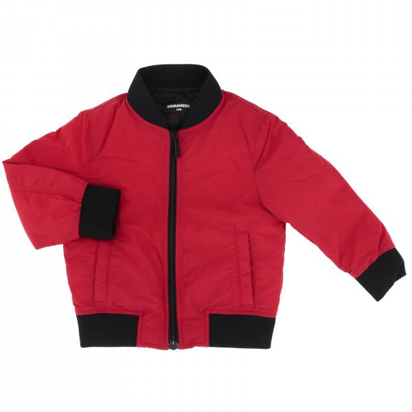 Jacket Dsquared2 Junior DQ03SF D00V9