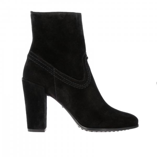 Heeled ankle boots Tod's XXW75B0BV60 BYE