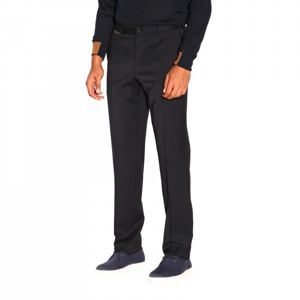 Pantalone Uomo Corneliani 845213 9818514 BlueClassico WEIbD2eH9Y