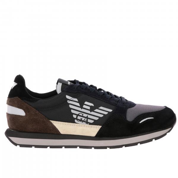 Спортивная обувь Мужское Emporio Armani