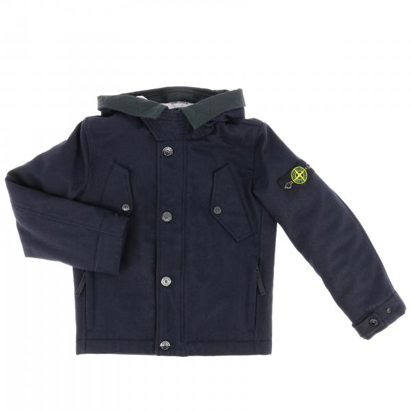 Cappotto Stone Island Junior 41237