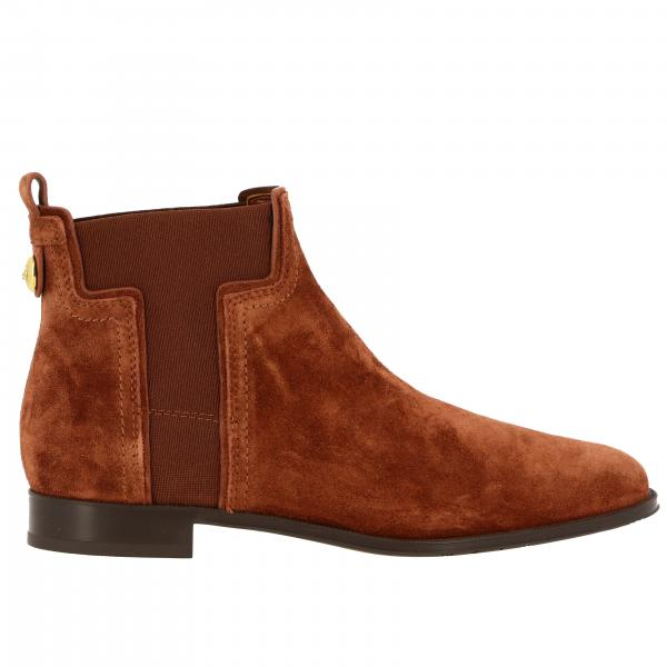 Heeled ankle boots women Tod's