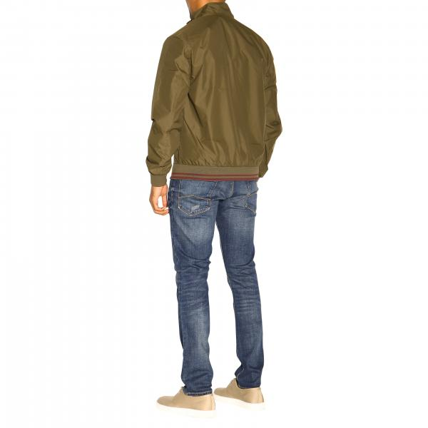 Sports J100 Tipped Fred VerdeTwin Jacket Giacca Perry Uomo exoCdB