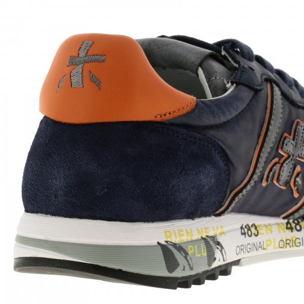Premiata Premiata Uomo BlueEric BlueEric Sneakers Sneakers Uomo 67gYfyb