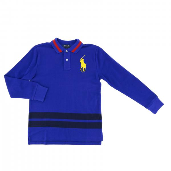T-shirt Polo Ralph Lauren Boy 323769222