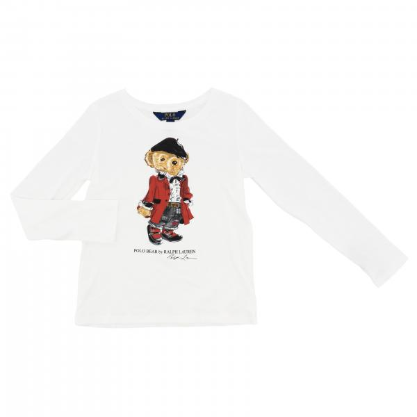 T-shirt Polo Ralph Lauren Boy 313776312