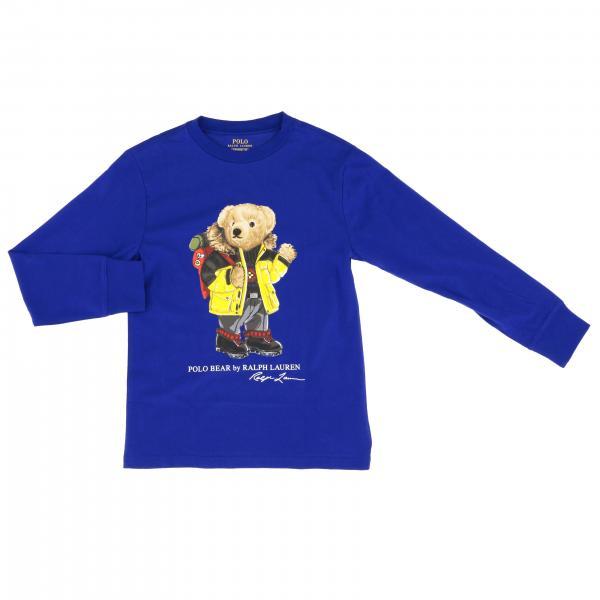 T-shirt enfant Polo Ralph Lauren Boy