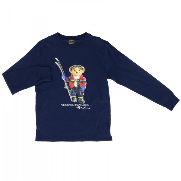 T-shirt Polo Ralph Lauren Boy 323771181