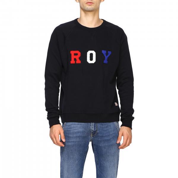Felpa Roy Rogers a girocollo con logo