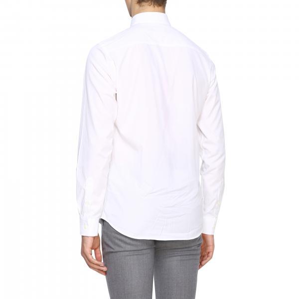 Righe E Burberry Taschino A Vintage Camicia Banda BiancoCon 8015436 Uomo QrdBtshxoC