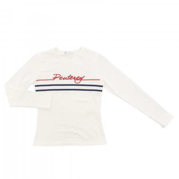 T-shirt Peuterey a maniche lunghe con stampa