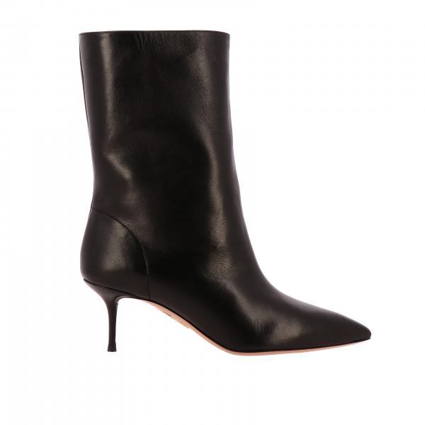 Heeled booties women Aquazzura