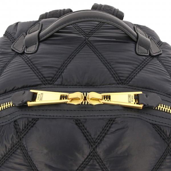 Nero7604 Donna Moschino Couture 8207 Zaino pGUqzSVM