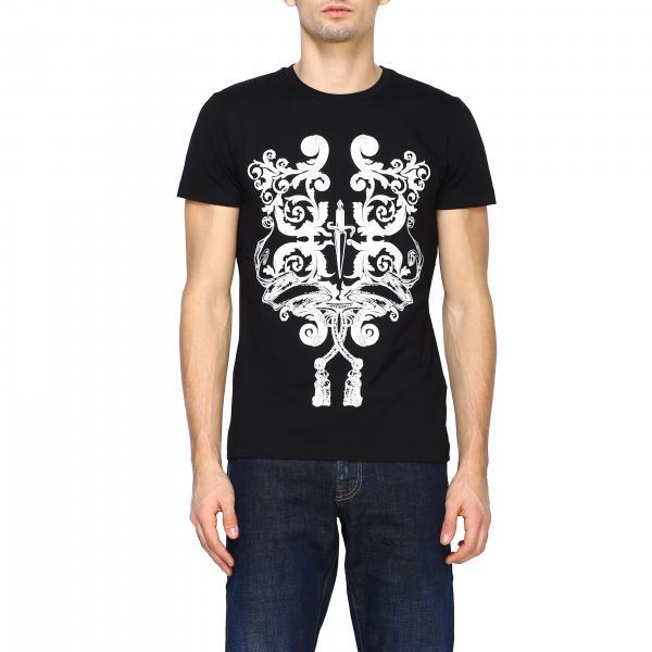 T-shirt Paciotti a maniche corte con stampa